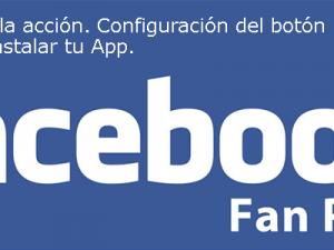 Cómo configurar una llamada a la acción en tu página de Facebook para que enlace con tu App